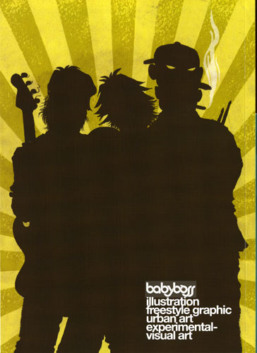 Babyboss Magazine: Volume 1, Issue 6, Back Cover
