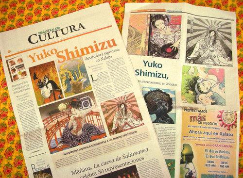 Amarillo, Mexico, (March 2009): Diario Xalapa