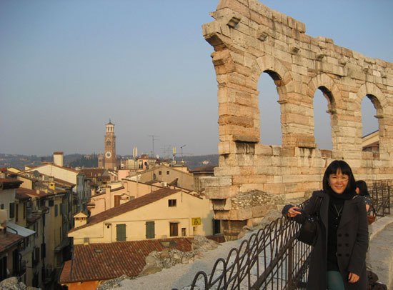 Week In Review (April 2009): Verona, Italy