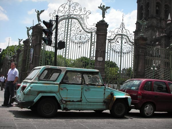 Puebla, Mexico (June 2009): Cathedral