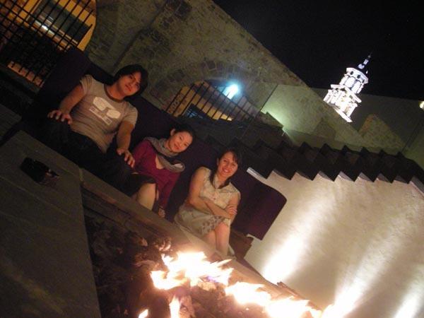 Puebla, Mexico (June 2009): La Purificadora
