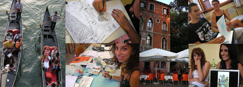 Venice Illustration Course '09
