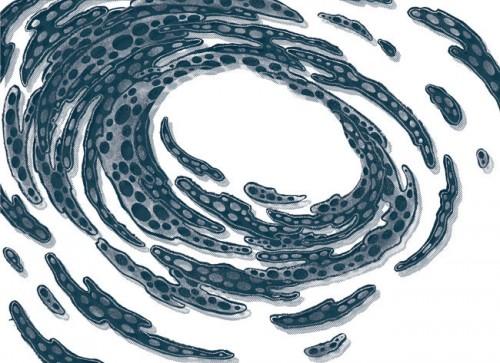 Bostonia Magazine (August 2009): Swirl