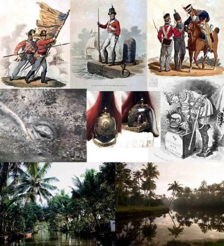 The Unwritten, Issue 5: British Colonization