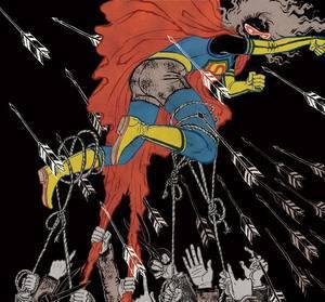 Der Spiegel Magazine (October 2009): Fall Of Superwoman