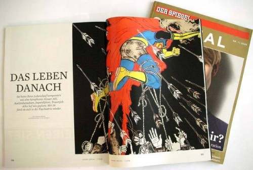 Der Spiegel Magazine (October 2009)