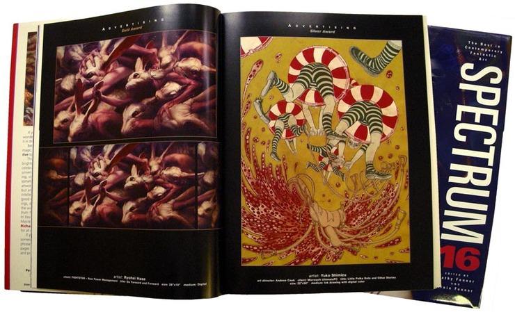 Spectrum Magazine (December 2009): Issue 16 Spread