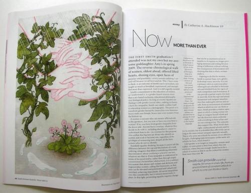Ronn Campisi Design (April 2010): Spread