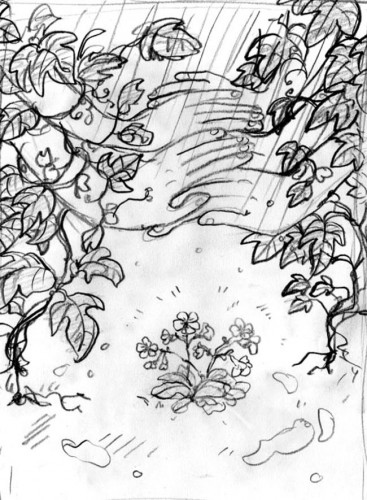 Ronn Campisi Design (April 2010): Final Sketch
