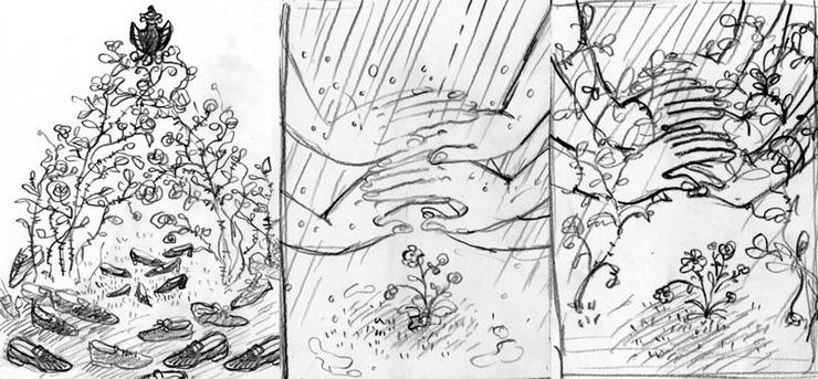 Ronn Campisi Design (April 2010): Sketches 2