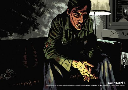 Ben Gudel: Blood, Sweat And Tears - Illustration 2