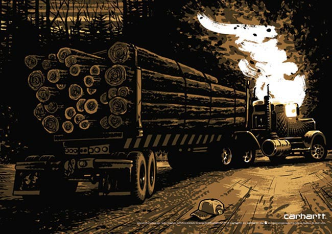 Ben Gudel: Blood, Sweat And Tears - Illustration 3