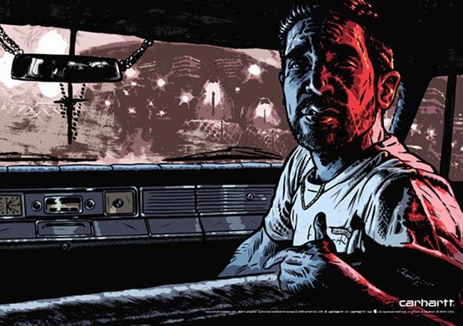 Ben Gudel: Blood, Sweat And Tears - Illustration 4