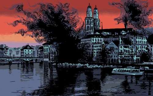 Ben Gudel: Blood, Sweat And Tears - Illustration 5