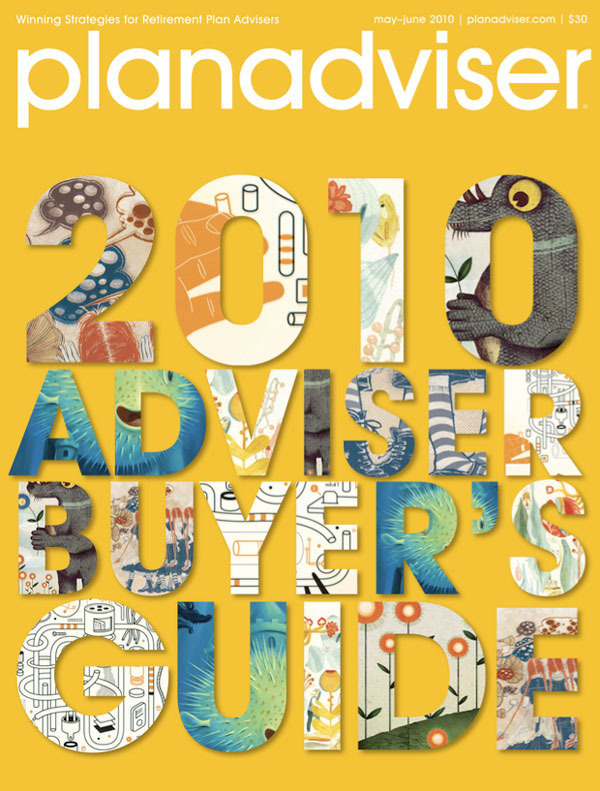 Plan Adviser Magazine (May-June 2010): Cover