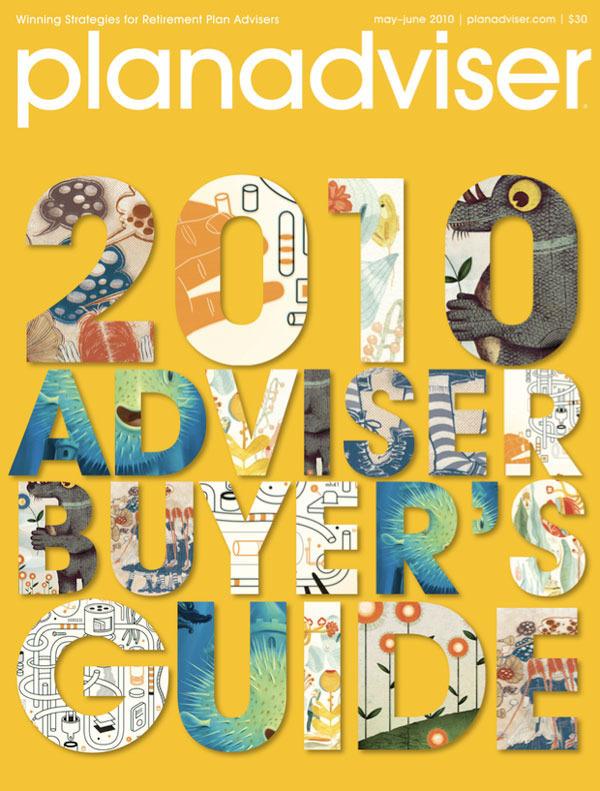 Plan Adviser Magazine (May-June 2010): Cover