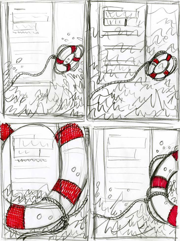 Columbia Journalism Review (July-August 2010): Sketches