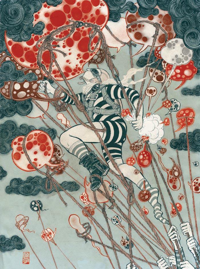 Blow Up (September 2010): Illustration 1