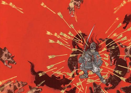 Society Of Illustrators 52: Akutagawa