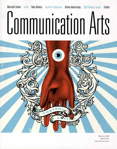Communication Arts Cover