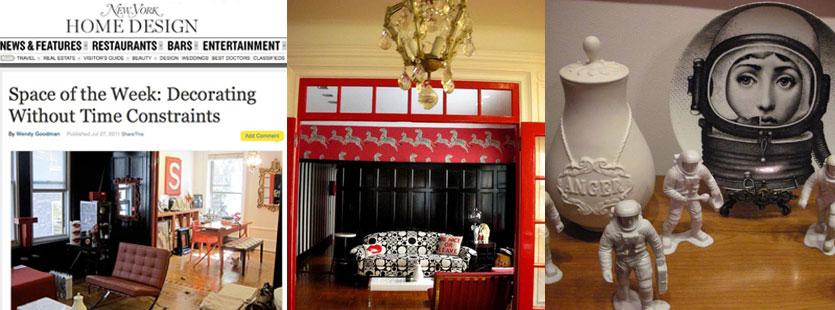 NY Magazine Home