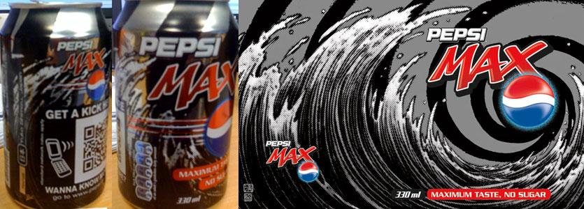 Pepsi Max Yuko