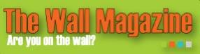 The Wall Magazine Logo