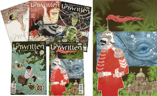 Unwritten: Issue 5