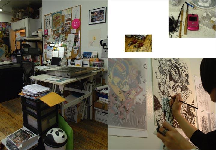 3x3 Magazine: Volume 3, Issue 2, Spread 2