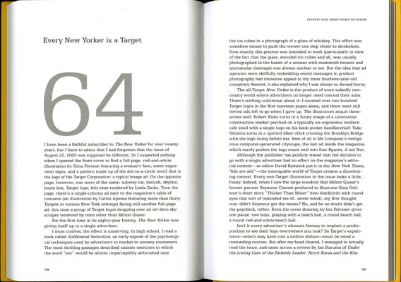 79 Short Essays On Design: Spread