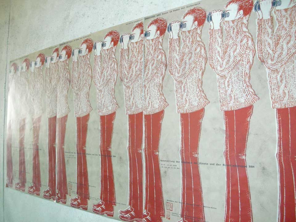Embedded Art Exhibit