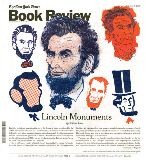 Book Review Cover: Abe Lincoln 1