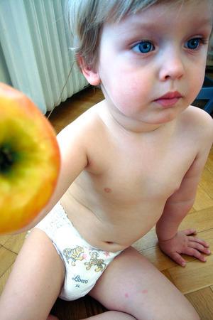 Libero Diapers: Baby 1
