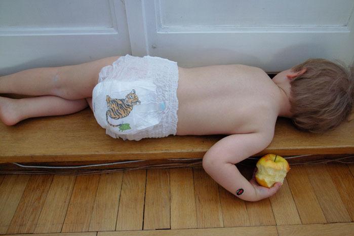 Libero Diapers: Baby 3