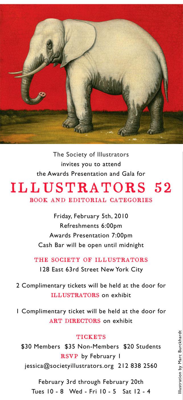 Society Of Illustrators 52