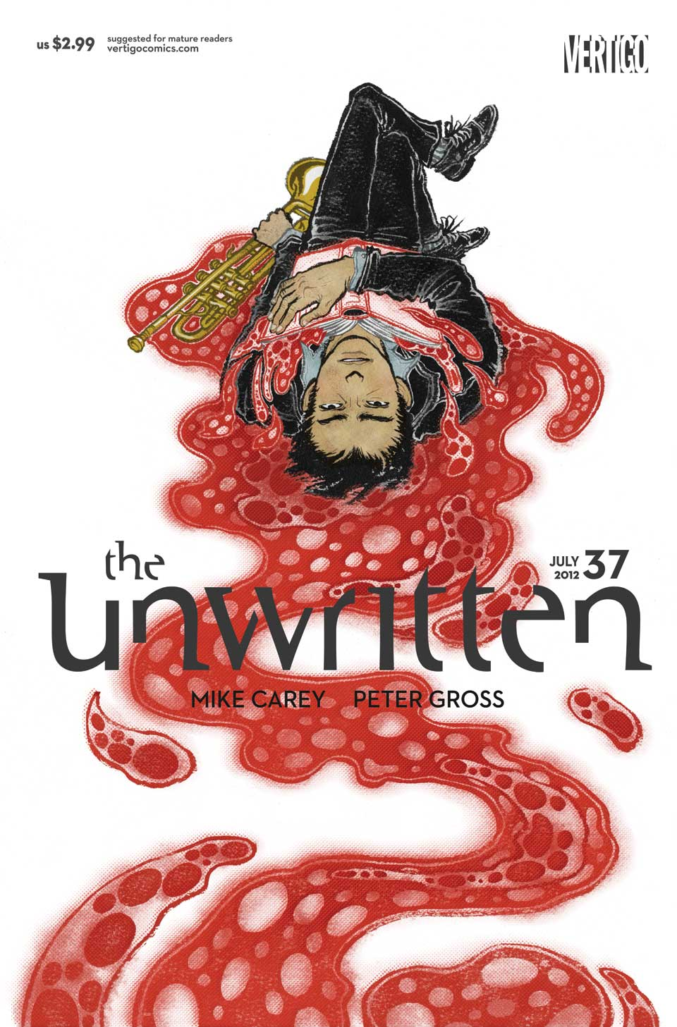 Yuko Shimizu - The Unwritten #37 - The Unwritten #37