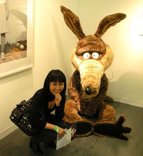 Armory Show: Yuko