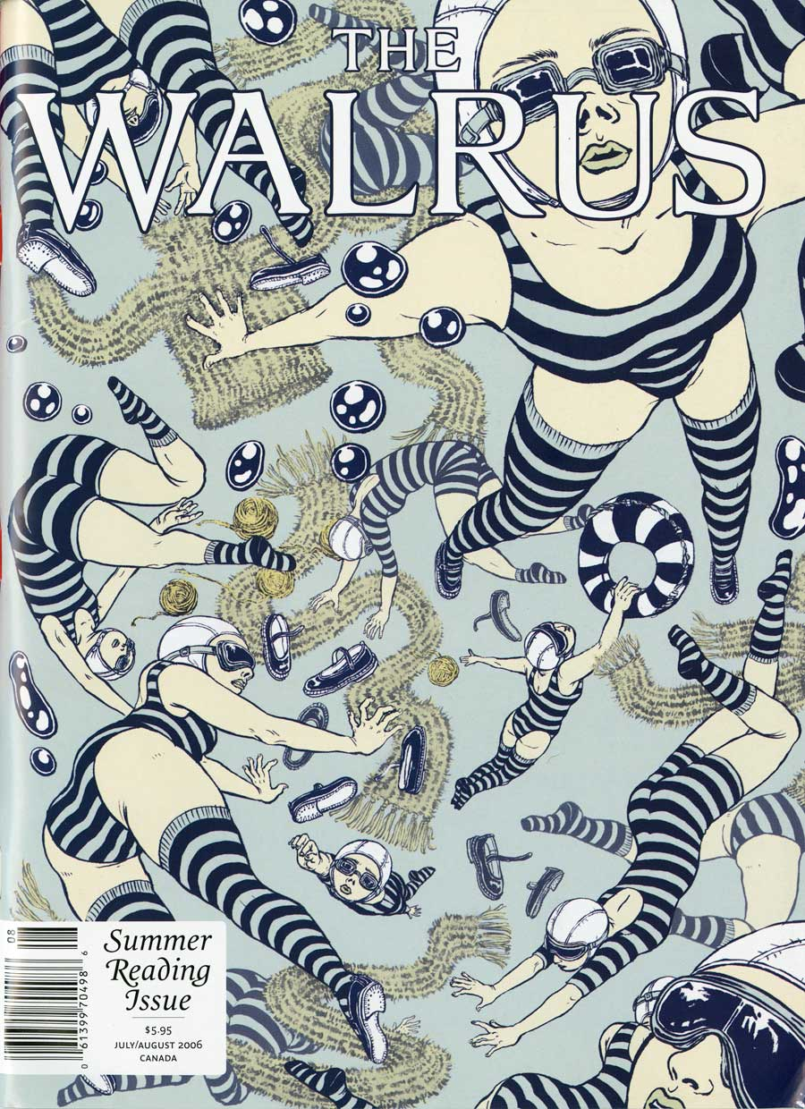 The Walrus cover