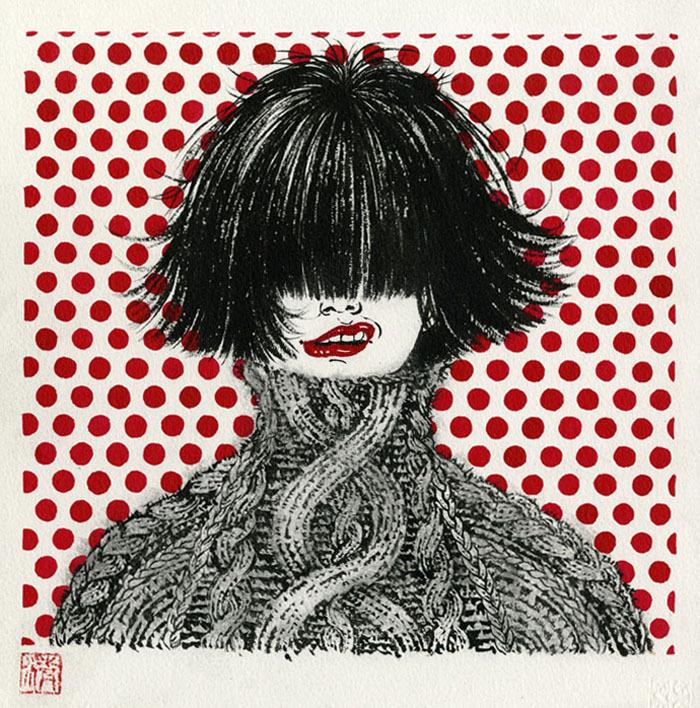 Dear Japan Illustration