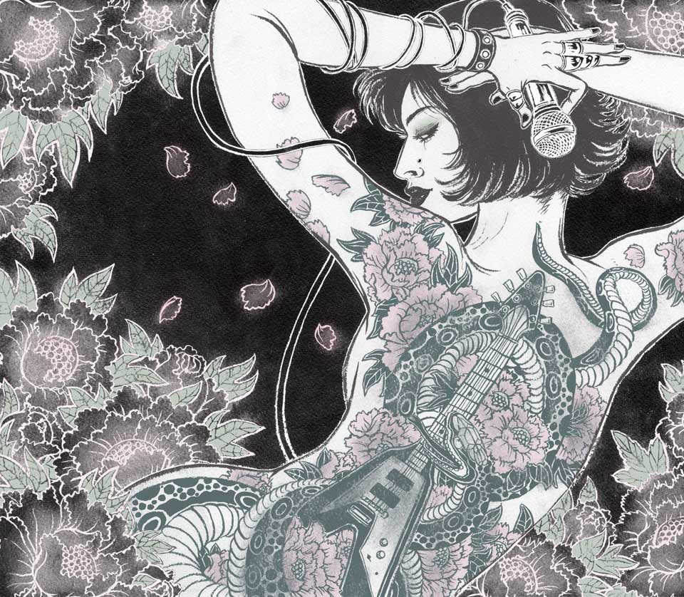 Yuko Shimizu - THE WORD Now Hear This CD –THE FLYING V– - yuko shimizu now hear this the word