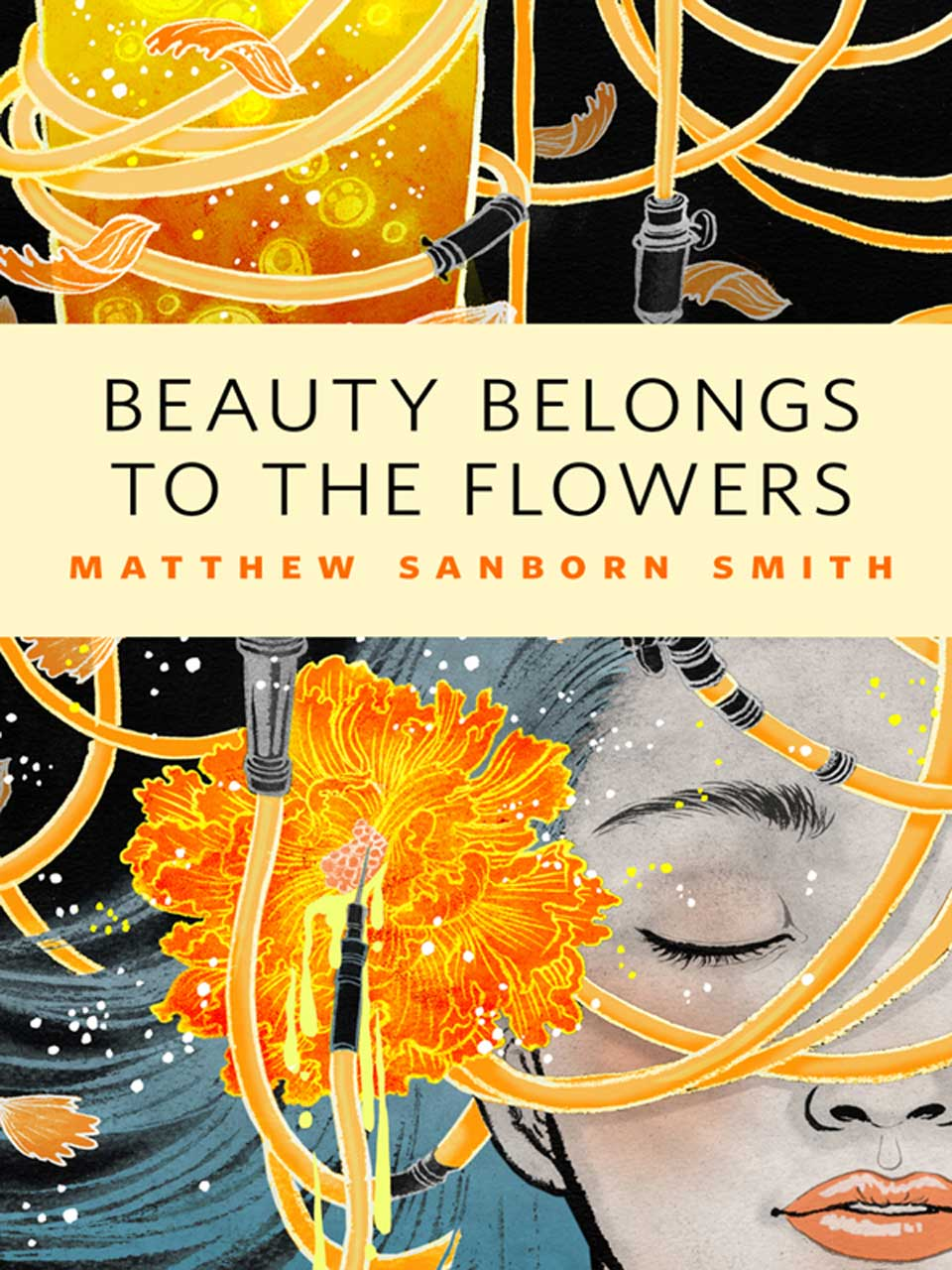 Yuko Shimizu - TOR.com  Beauty Belongs to the Flowers -