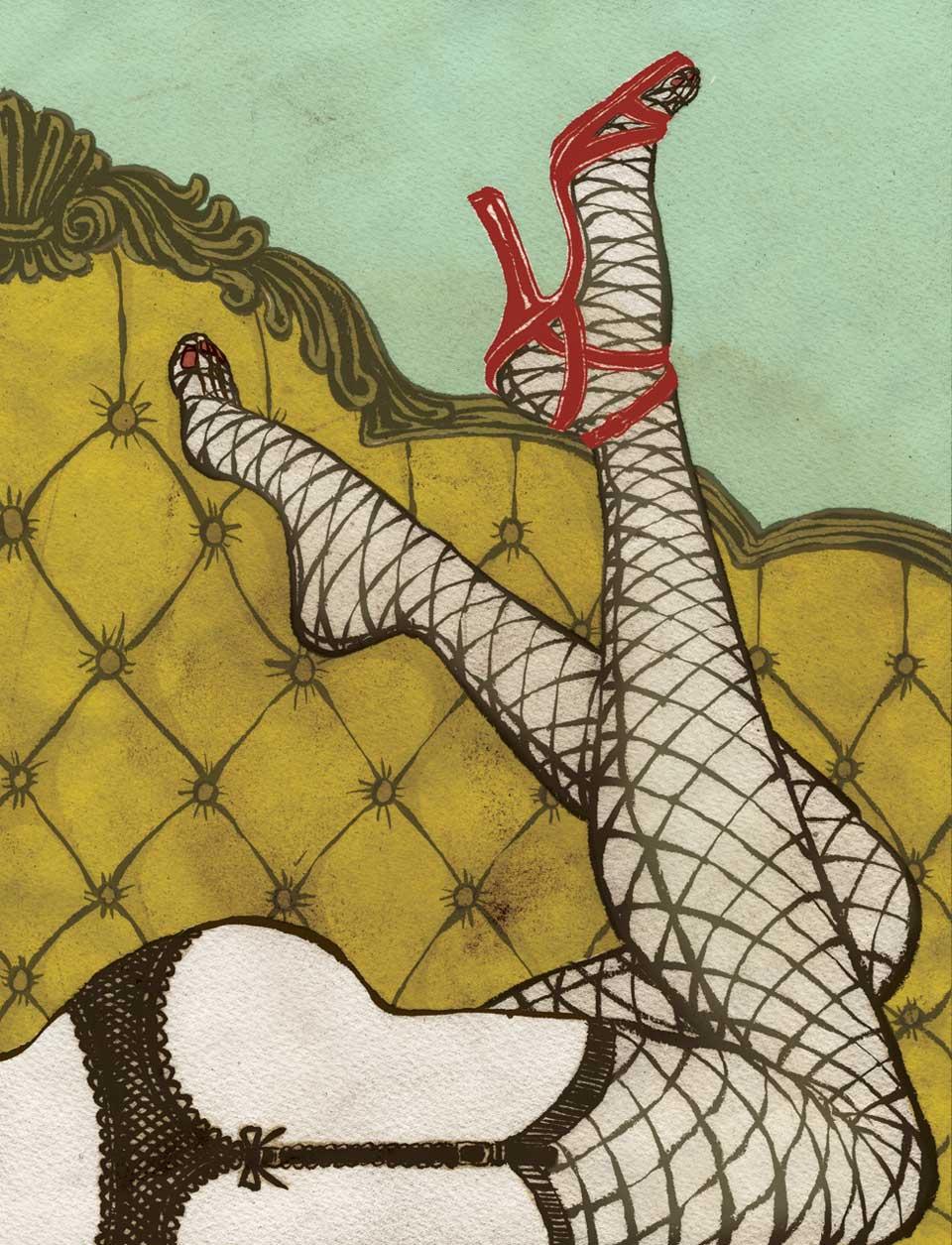 Yuko Shimizu - TORO Magazine sex column -