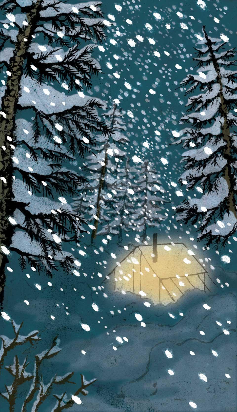 Yuko Shimizu - OUTDOOR LIFE Snowbound! -