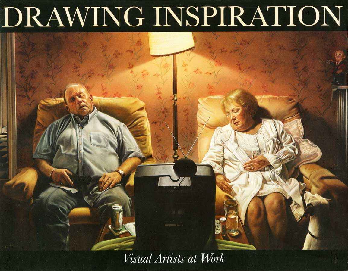 Drawing Inspiration cover