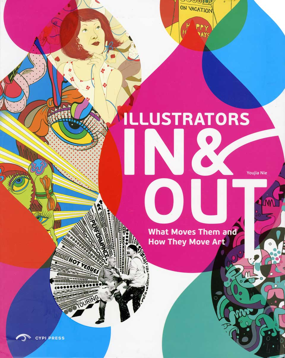 Illustrators In&Out cover