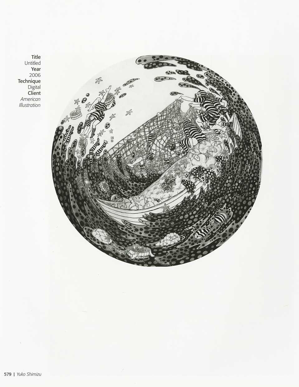 Contemporary Illustration 6