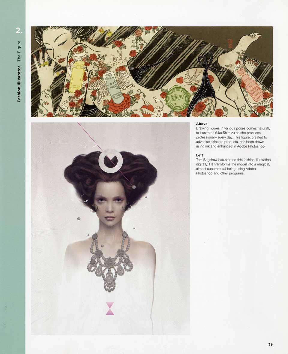Fashion Illustrator interior 2