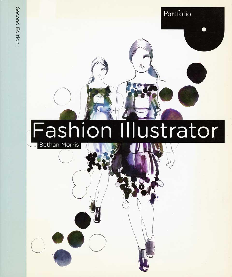 Fashion Illustrator cover