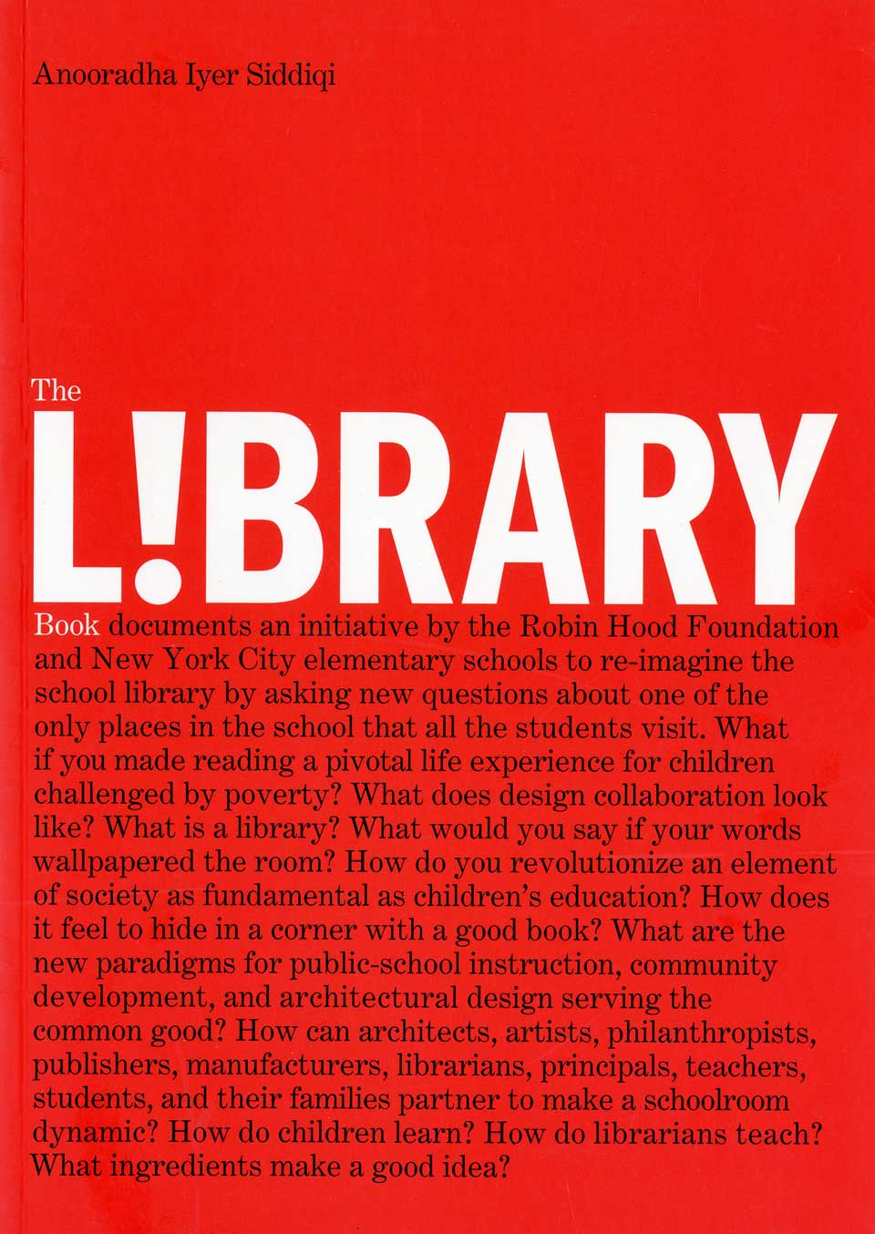 library book cover