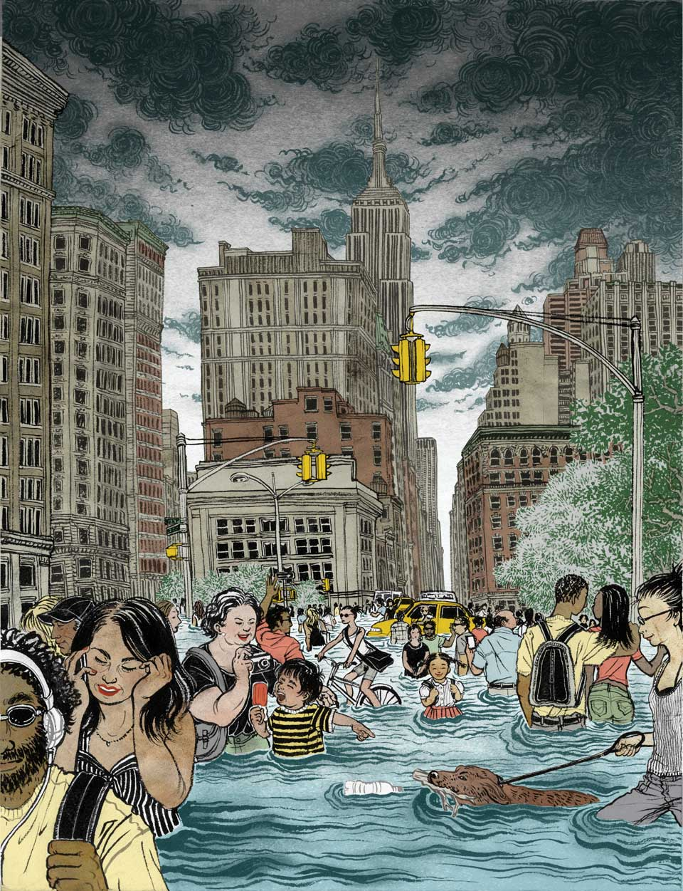 """yuko shimizu"" ""new york' ""flood"" ""mother jones"""
